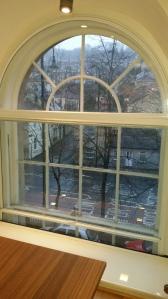 Front living room window