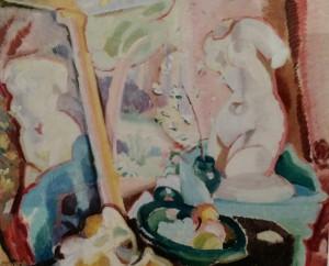 Spring in Eden by Ivon Hitchens, 1925