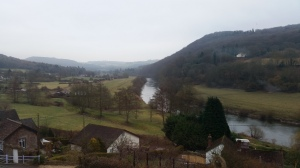The River Wye, Monmouthshire