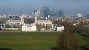"Greenwich just a small part of ""The Great Wen"""