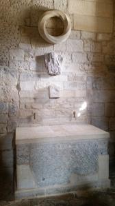 Altar, Saxon Church