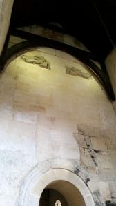 Angels, Saxon church