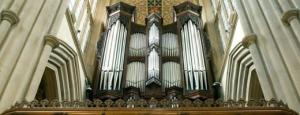 Bath Abbey's magnificent Klais Organ