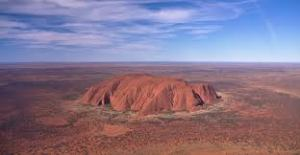 Uluru - once known as Ayres Rock
