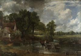 The Hay Wain 1821
