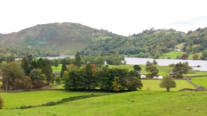 Grasmere from Allan Bank