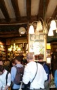 Surreptitious snap: Shakespeare and Company