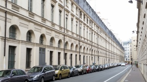 Palais Royal from the street