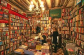Crazy Shakespeare and Company interior
