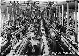 toiling workers