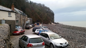 Parked Cars at Clovelly