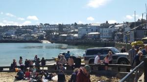 St Ives Crowds