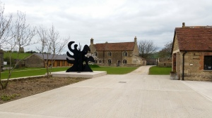 Hauser & Wirth Somerset - Under Overcast Skies