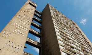 Balfron Tower in east London - Ballard's inspiration for the towers in High-Rise